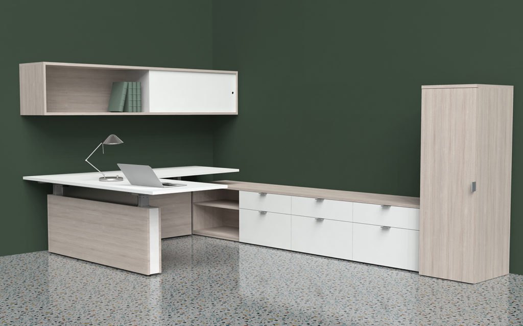 Nolita Height Adjustable Desk