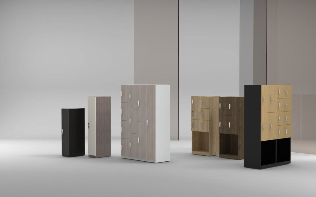 Lockers by BRC Group