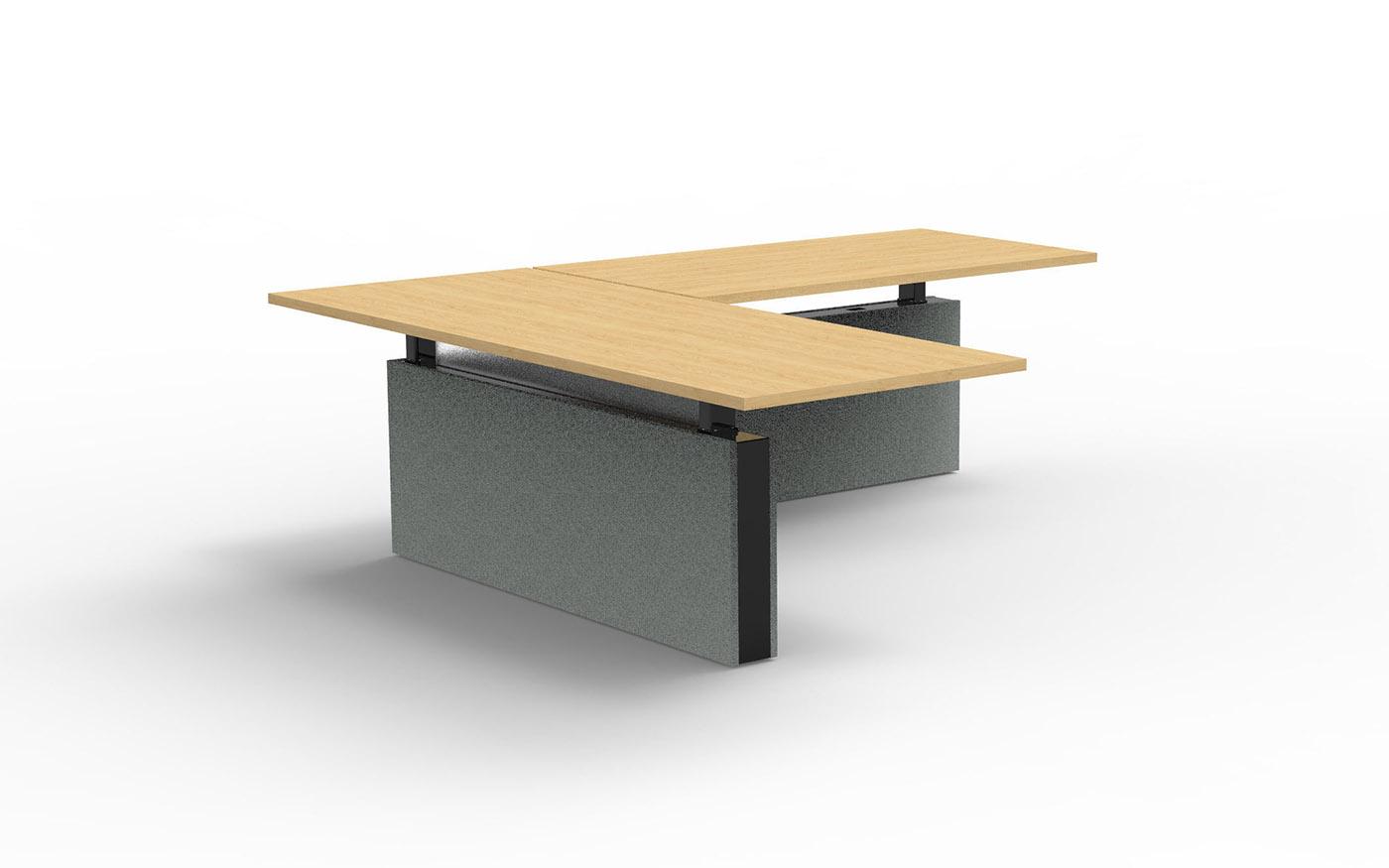 Nolita Height Adjustable Desk