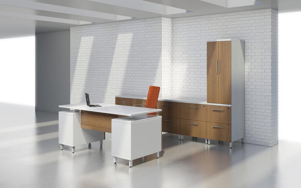 SoHo Height Adjustable Desk