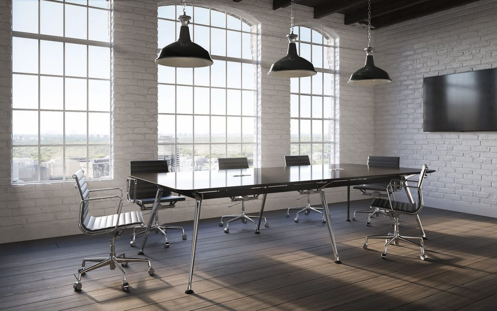 Conference Table Beauty Shot