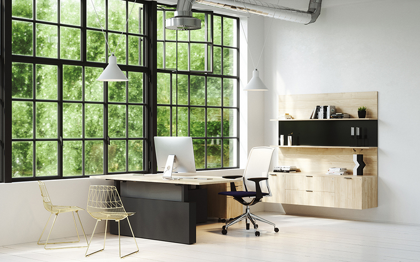 Nolita Executive Studio Office 3.0